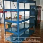 El rack americano es un sistema de almacenamiento eficiente