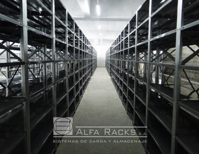 Estanterias Alfa Racks SA