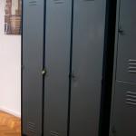 Guardarropa de 3 puertas largas ampliadas
