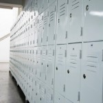 Lockers con cerradura Alfa Racks SA