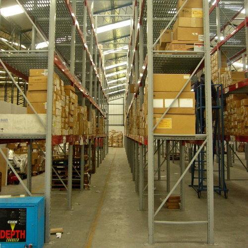Mantenga ordenado su depósito con el programa de ubicación de productos