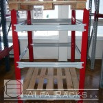 Racks autoestibables Alfa Racks SA